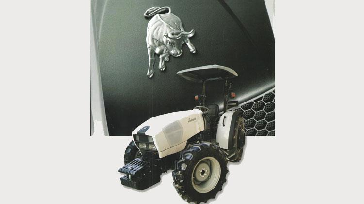 تراکتور لامبورگینی توان 80 اسب بخار , تراکتور و کمرشکن