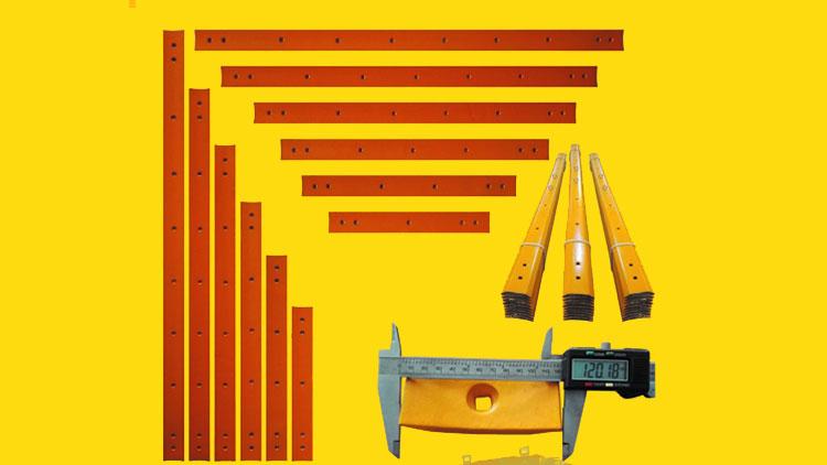 تیغه گریدری عرض 12 سانتی متر , تجهیزات جانبی کشاورزی
