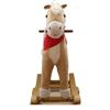 تولیدی عروسک اسب گهواره موزیکال