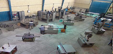 آرتا ماشین ، ماشین آلات تخصصی صنایع غذایی ، دارویی و بسته بندی