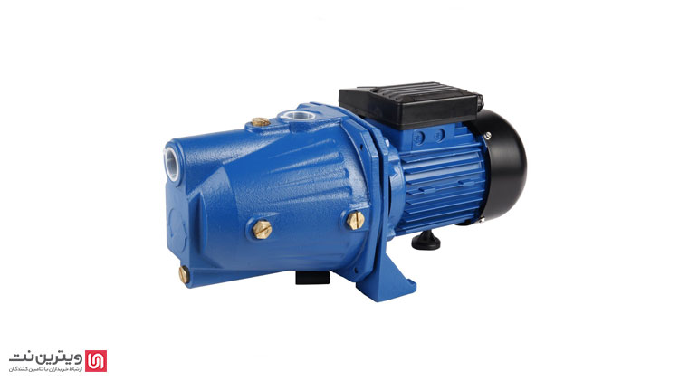 پمپ آب خانگی نوعی دستگاه مکانیکی است که نیروی برق را به به نیروی محرکه تبدیل کرده و با انتقال آن به سیال و افزایش فشار، موجب به حرکت در آمدن مایع میشود.