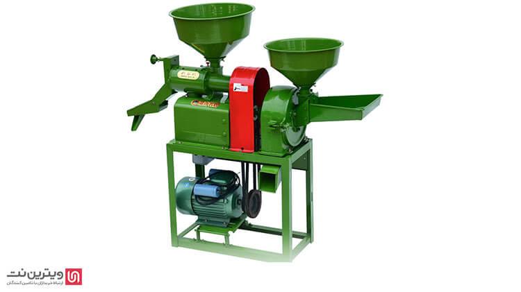 یکی از دستگاه های پر کاربرد در صنعت کشاورزی دستگاه آسیاب کشاورزی است، این دستگاه اغلب برای پودر کردن یا خرد کردن محصولات کشاورزی مورد استفاده قرار می گیرد.