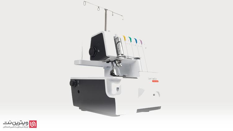 چرخ میاندوز از انواع چرخ خیاطی صنعتی با کاربرد زیاد جهت تمیز دوزی و دوخت حرفه ای است.