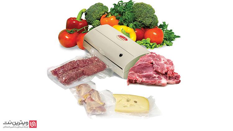 میتوان گفت اصلی ترین کاربرد دستگاه وکیوم بسته بندی به عنوان دستگاه وکیوم مواد غذایی است.