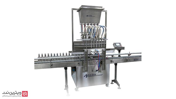 دستگاه پرکن مایعات غلیظ در دو نوع دستگاه پرکن خطی مایعات و دستگاه پرکن مایعات روتاری در میان دستگاه های بسته بندی موجود است.