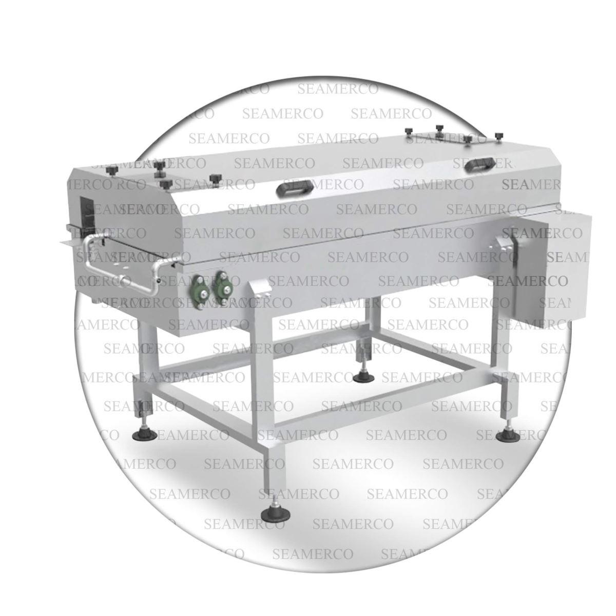 تونل اگزاست-استریل قوطی فلزی-دستگاه تونل اگزاست