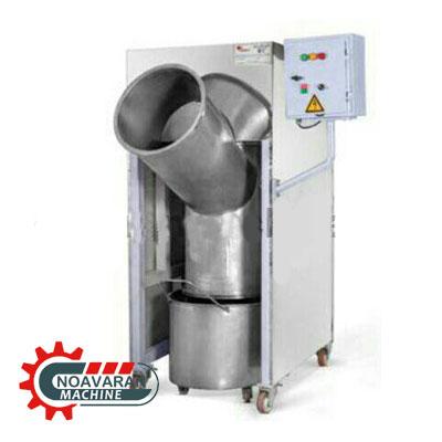 دستگاه سبزی خردکن صنعتی برای تولید سبزی خرد شده ، سرخ شده و تولید سبزی خشک به صورت صنعتی، مورد استفاده قرار میگیرند.