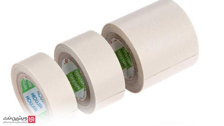 کاربرد انواع نوار چسب کاغذی