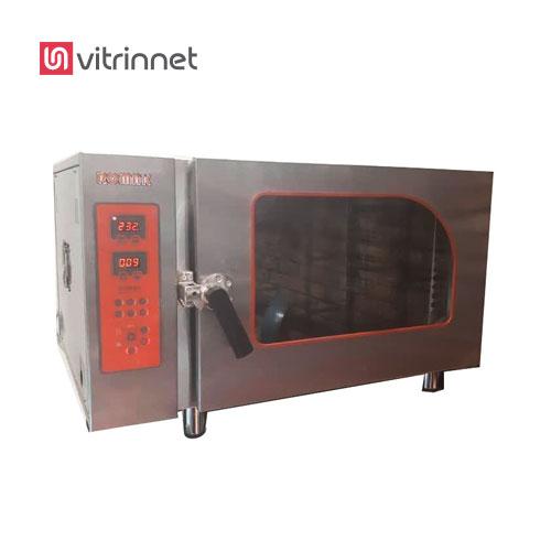 فر قنادی - شیرینی پزی مدل CA02-4 برای پخت کیک و شیرینی مورد استفاده قرار میگیرد.
