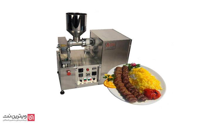 یکی از دستگاههای مهم در تجهیزات آشپزخانه صنعتی به ویژه رستورانها، دستگاه کباب زن است.