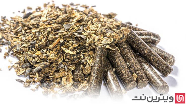کنجاله، مادهای به دست آمده از دانههای روغنی