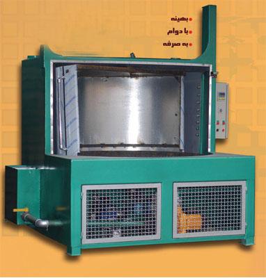 دستگاه های قطعه شویی دارای مخزن آب بوده و از این آب به صورت مکرر استفاده می گردد و در نتیجه مصرف آب را بی نهایت کاهش می دهد.