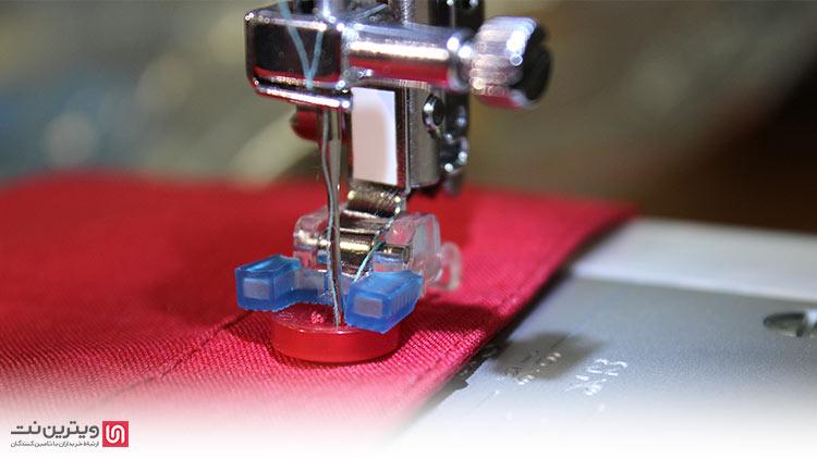 ماشین دکمه دوز در صنعت پوشاک به عنوان یک وسیله کاربردی قلمداد می شود.
