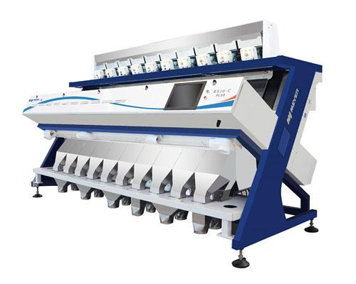 دستگاه سورتر پسته یا مولتی کالر جهت سورت انواع خشکبار  استفاده میشود.