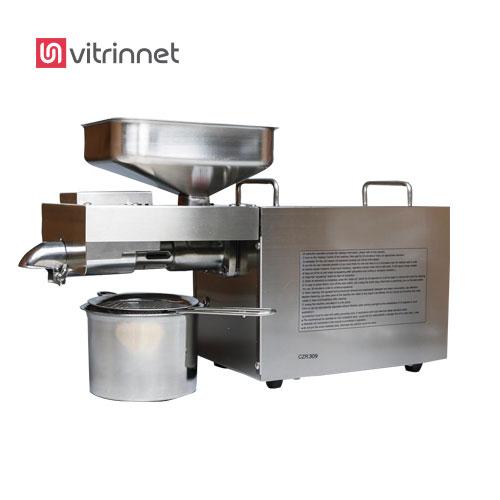 دستگاه روغنگیری یا روغن کشی اصولا کاربرد صنعتی و فروشگاهی دارد و از دانه های مختلف روغنی مانند انواع کنجد ، شاهدانه را دارد