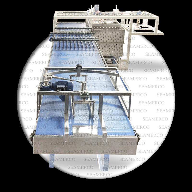 میزبازرسی برای بازرسی و کنترل محصول نهائی در خط تولید است .