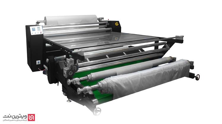 دستگاه پرس حرارتی پارچه برای چاپ انواع عکس و لوگو بر روی تیشرتها و دیگر محصولات پارچهای مورد استفاده قرار میگیرد
