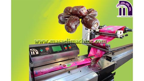 دستگاه بسته بندی خرما-دستگاه بسته بندی گز-دستگاه بسته  بندی نبات