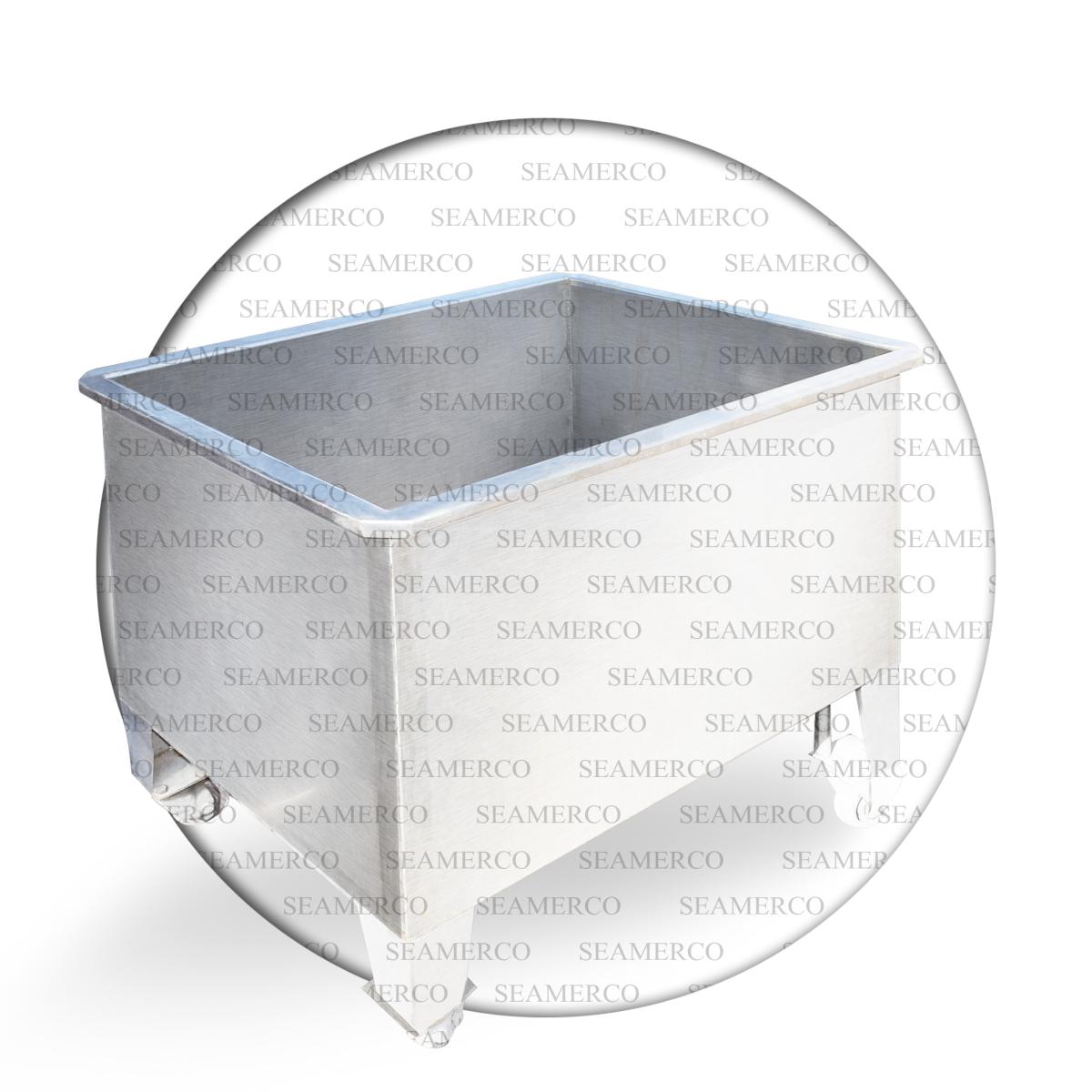 وان حمل و نقل مواد برای ذخیره مواد اولیه در خط تولید کنسرویجات استفاده میشود .