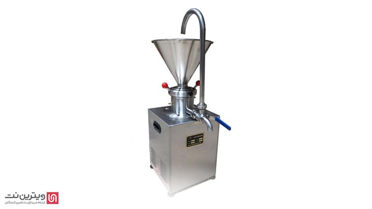 مدل های صنعتی اندازه های بزرگی دارند و می توانند با قدرت بالای خود در هر ساعت مقدار زیادی کره و ارده تولید کنند.