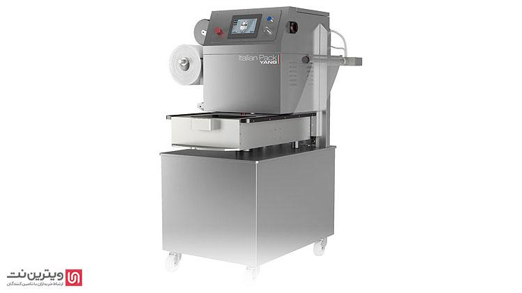 دستگاه بسته بندی سلفون از رو نیمه اتوماتیک حرارتی جهت روکش سلفونی انواع جعبه در اندازه های مختلف مناسب می باشد.