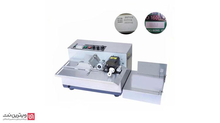 دستگاه تاریخ زن اتوماتیک معمولا در مجموعه های بسته بندی صنعتی استفاده می شود و در آخرین مرحله اطلاعات لازم را بر روی بسته بندی ها ثبت می کند.