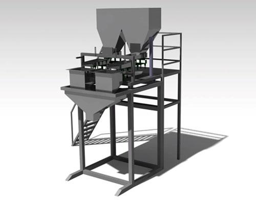 دستگاه کیسه پرکن دوتوزین برای انواع محصول گرانولی مورد استفاده قرار میگیرد.