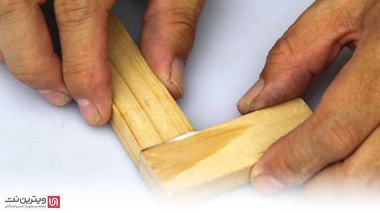 کاربردهای چسب چوب
