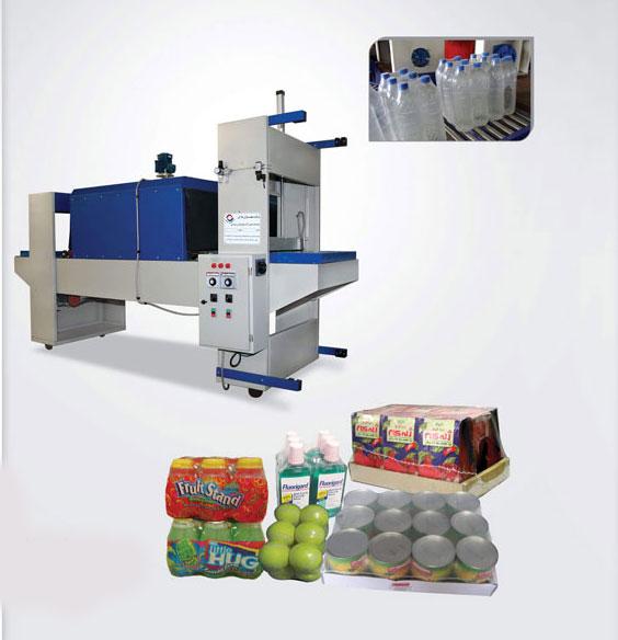 دستگاه بسته بندی شیرینگ پک در بسته بندی و شیرینک محصولات در ابعاد و اشکال مختلف کاربرد دارد و قابلیت جابجایی و حمل و نقل آسان را داراست.
