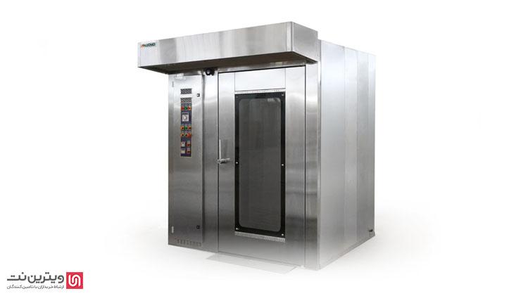 فر شیرینیپزی و قنادی یکی از مهمترین و کاربردیترین تجهیزات نانوایی و قنادی است