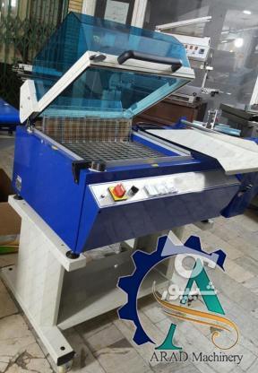 دستگاه شرینک کابینی برای نان فانتزی ،شیرینی فروشی ، رستوران ها ، کترینگ و چاپخانه ها و غیره مناسب است