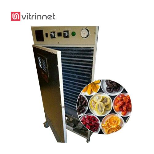 دستگاه خشک کن میوه و سبزی مناسب برای خشک کردن انواع میوه و سبزی می باشد