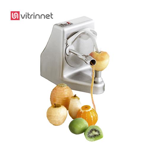 دستگاه پوست کن میوه قادر به پوست گیری انواع و اقسام میوه و صیفی جاات از جمله سیب زمینی ، گوجه فرنگی ، هلو ، سیب ، پرتقال و ... می باشد