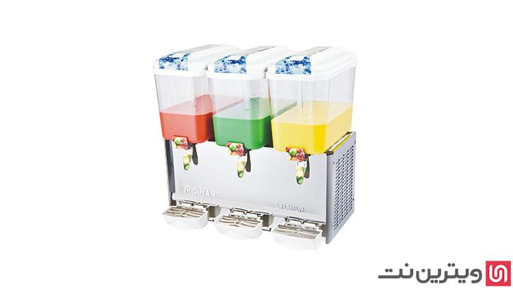 خرید انواع دستگاه یخ در بهشت از ویترین نت