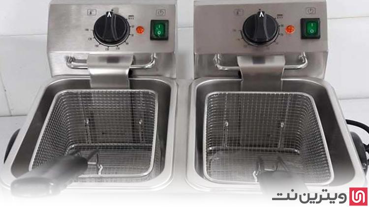 راهنمای خرید و آشنایی با دستگاه تولید سبزی و پیاز سرخ شده برای کار خانگی