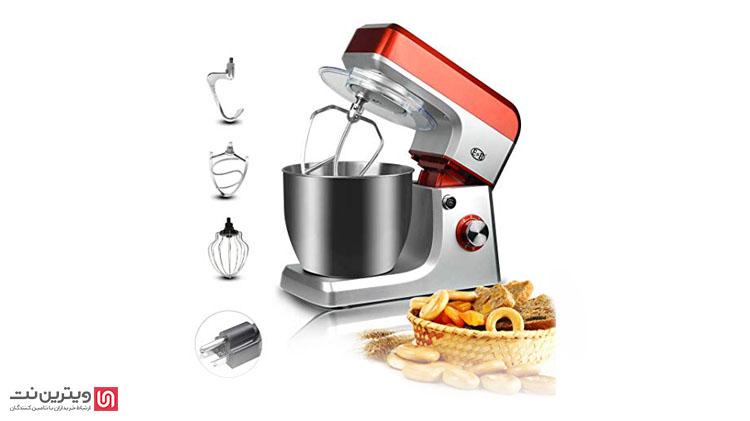 همزنها از جمله تجهیزات پخت و همزن محسوب میشوند