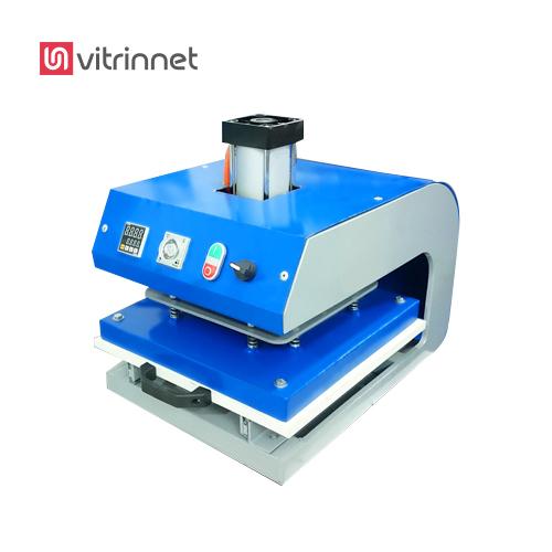 دستگاههای کوچک سایز پنوماتیک نیمه صنعتی دلخواه پرینت برای کارهای پر تیراژ مناسب هستند