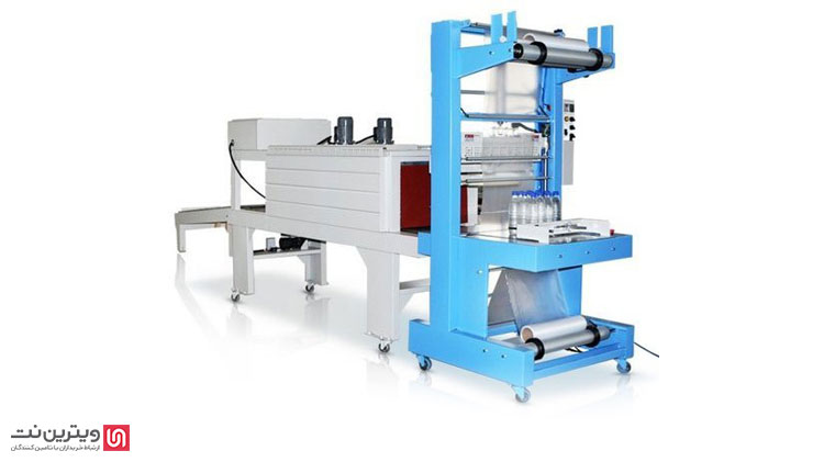 دستگاه شیرینگ یا شیرینگ پک یکی از پرفروشترین دستگاههای بسته بندی است