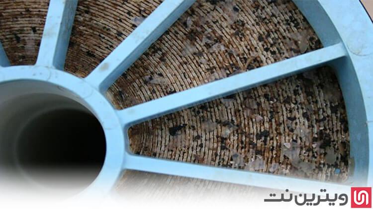 محلول ضد رسوب برای فیلتر دستگاه تصفیه آب