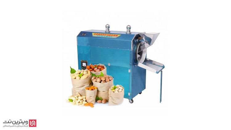 با دستگاه تفت آجیل و خشکبار میتوان یکی از پردرآمد ترین کسب و کارها را در فصل زمستان آغاز کرد.