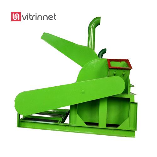 چیپر پودر کن چوب سری HR دستگاهی دو کاره بوده که عملیات پودر کردن چوب را در دو مرحله با دو دوروی مجزا انجام میدهد