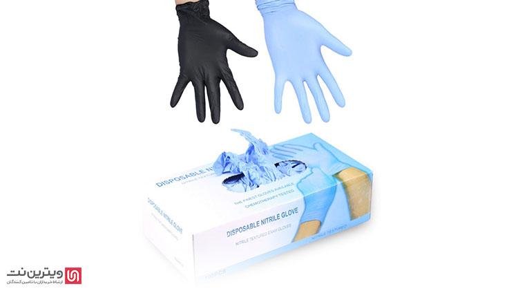 یکی از ملزومات اساسی بیمارستانی، دستکش های یکبار مصرف یا دستکش های نایلونی است که با استفاده از دستگاه تولید دستکش یکبار مصرف تولید می شوند.