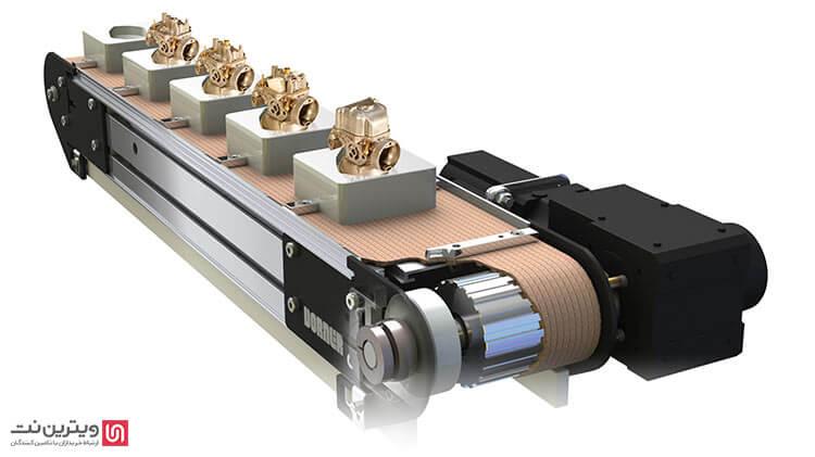 دستگاه نوار نقاله چیست؟-کاربرد نوار نقاله-تسمه نقاله-نوار نقاله برای جابجایی و انتقال محصولات کاربرد دارد