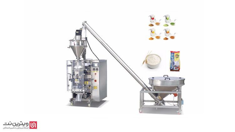 دستگاه پرکن پودری وسیلهای برای پر کردن و بسته بندی انواع پودر در داخل بستهبندی های مختلف مانند بطری، قوطی و کیسه است.