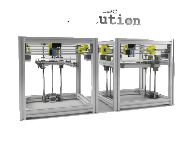 پرینتر های سه بعدی خانواده SUNCHI-پرینتر سه بعدی لتس میک-پرینتر های سه بعدی چگونه کار میکنند-انواع پرینتر های سه بعدی-طرز کار پرینتر های سه بعدی