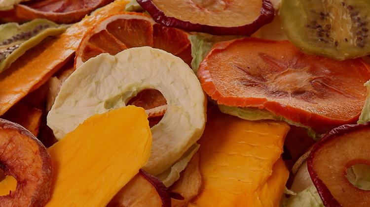 دستگاه های مورد نیاز  در خط تولید میوه و سبزیجات خشک