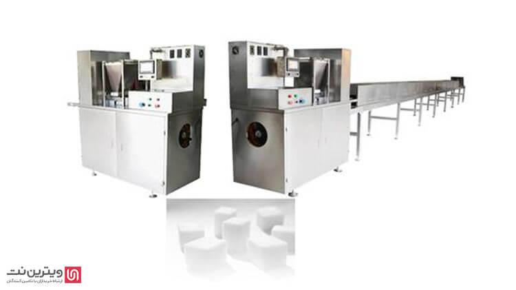 دستگاه قند خرد کن صنعتی دارای ظرفیت تولیدی 200 تا 1200 کیلو گرم میباشد. این دستگاه برای خرد کردن قند کله و قند کلوخه کاربرد دارد.