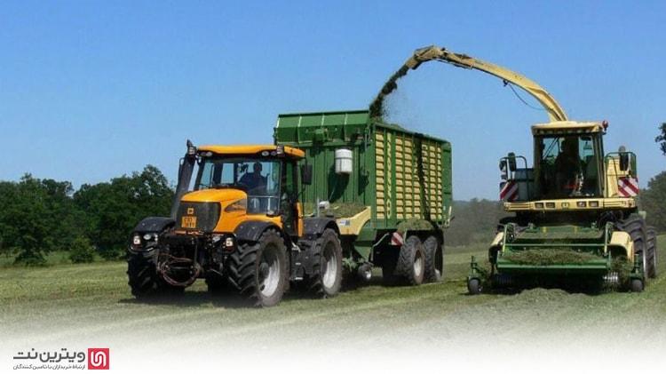 بهره گیری از مقیاس بزرگ در کشاورزی مستلزم تحولاتی در زمینه وسایل کشاورزی و ادوات کشاورزی مدرن است