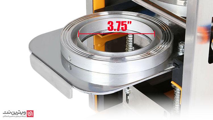 اگر کارگاه کوچکی دارید و ظرفیت تولید شما پایین است، دستگاه سیل تک قالب مناسب کار شماست.