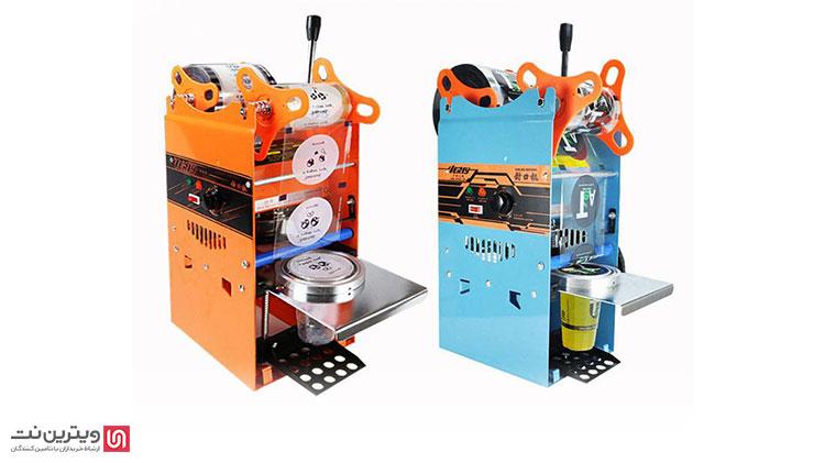 این دستگاه سیل حرارتی نسبت به دستگاه سیل اتوماتیک ارزانتر بوده و استفاده از آن آسانتر است.
